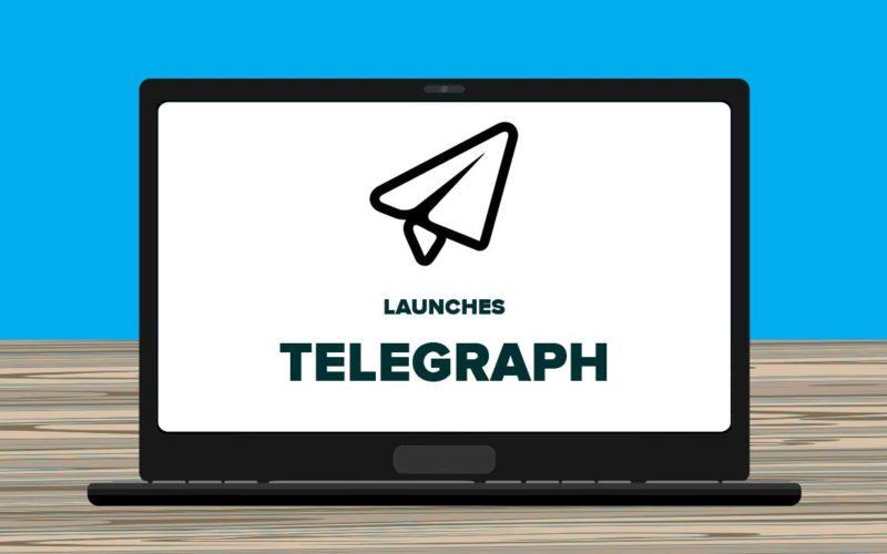 Che cos'è e come funziona Telegraph (Telegra.ph) di Telegram?