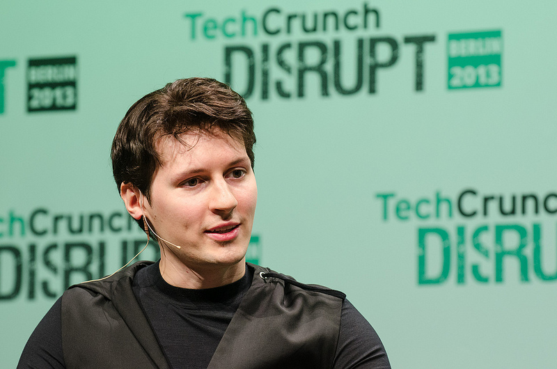 pavel durov ceo telegram