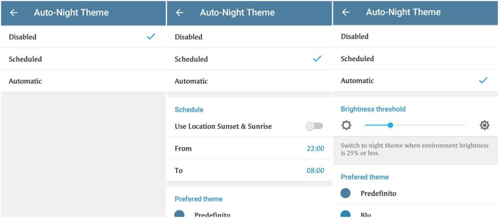 telegram 4.8 beta-tema-autho night