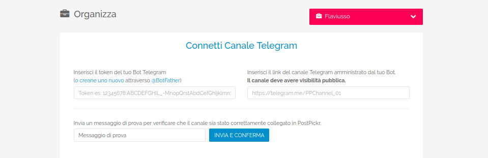 collegare-PostPickr-canale-Telegram