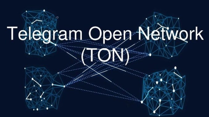 Telegram-Open-Network -TON