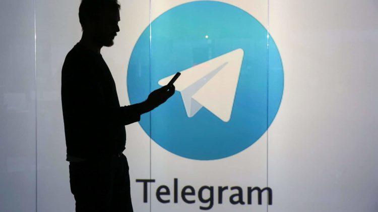 Stalking con Telegram