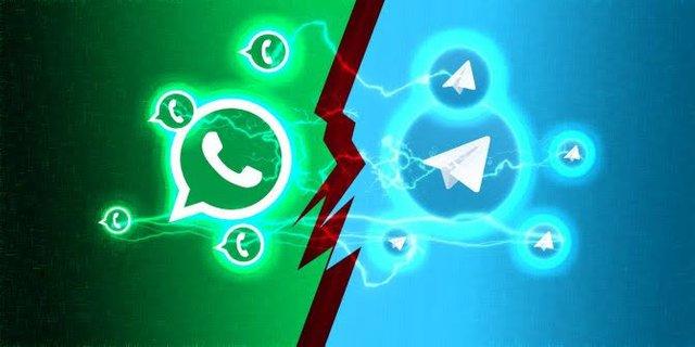 Gruppi Telegram vs Gruppi WhatsApp: Houston abbiamo un problema di privacy?